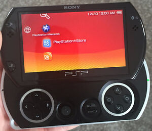 Sony - PSP Go Game Console