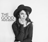 The Good Photo Booth Classic B & W images for your special event