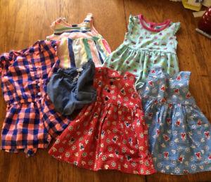 Lot vêtements fille, 12 mois