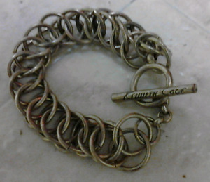 Kenneth Cole Brass Bracelet