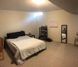 Bedroom for Sublet April or May to August 31st