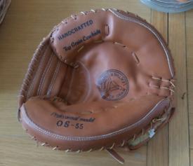 New Top Grain Leather Baseball Mitt