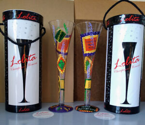 """Lolita """"The Champagne Collection"""""""