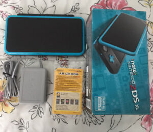 Like New Nintendo 2DS XL Teal and Black