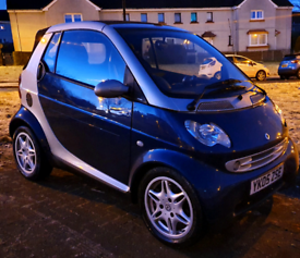 Smart car convertible may swap