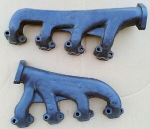 Reproduction Ford cast iron headers