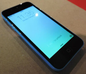 IPhone 5c 8GB with bell