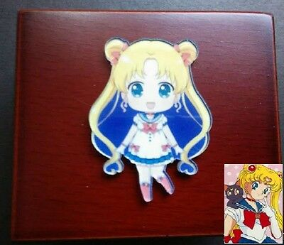 Sailor Moon Squre Wind Up Music Box : Sailor Moon Moonlight Densetsu