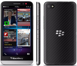 TRES BONNE CONDITION Blackberry Z30 16Gb - Bell OU Virgin ($150)