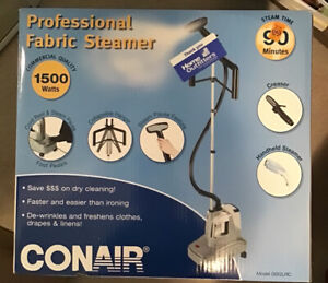 Connair Professional Fabric Steamer for sale.