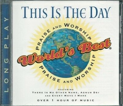 World's Best Praise And Worship - This Is The Day (CD, New, Integrity