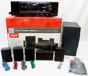SPECIAL PRICE : RCA1000W 5.1 HDMI Home Theater RT2911