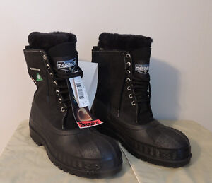 """MENS """"TERRA"""" THERMAL WINTER WORK BOOTS..BRAND NEW"""