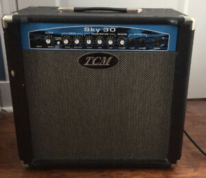 Guitar Amp Works Perfectly