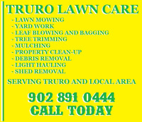 Truro Lawn Care - Home and Property Protection