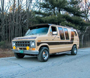 Wanted 1975-1986 Ford E-Series