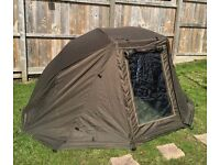 Nash groundhog full brolly system with winter skin