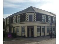 Office/Retail space to rent in central Cardiff