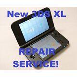 AS IS Broken Nintendo New 3DS XL 2015 Model System Fix/Repair Service!