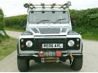 2006 Land Rover DEFENDER 130 2.5 TD5 Crewcab