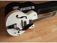 Gretsch G5124, DeArmond pickups, Bigsby and Hardcase