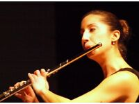 Flute lessons for all levels and ages!