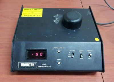 Monitek Ta1 Nephelometer