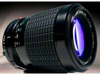 SIGMA 60~200mmF/4~5.6 X mount