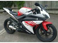 YAMAHA YZF R125 - 125cc Learner Legal - Ready to Ride Away 🚵
