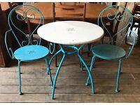 Vintage/Retro Metal Garden Furniture Set
