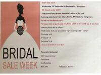 Wedding dress sale under £500 sizes 8 to to 30