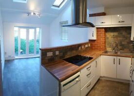Large 3 Bedroom Family House with Garden