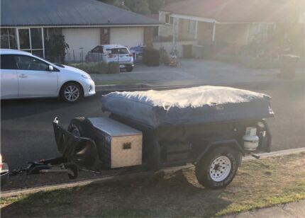 Camper trailer (off road) Devonport Devonport Area Preview
