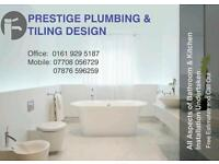 Plumbing, Tiling, Bathrooms, 25 years Experience.