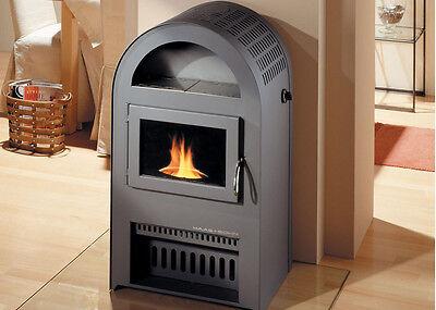 haas sohn lofen viking anthrazit 5 5 kw ebay. Black Bedroom Furniture Sets. Home Design Ideas