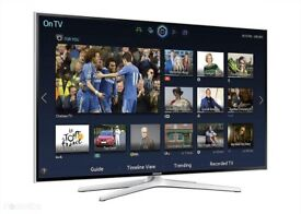 "Samsung 40"" smart 3D LED TV wi-fi Warranty"