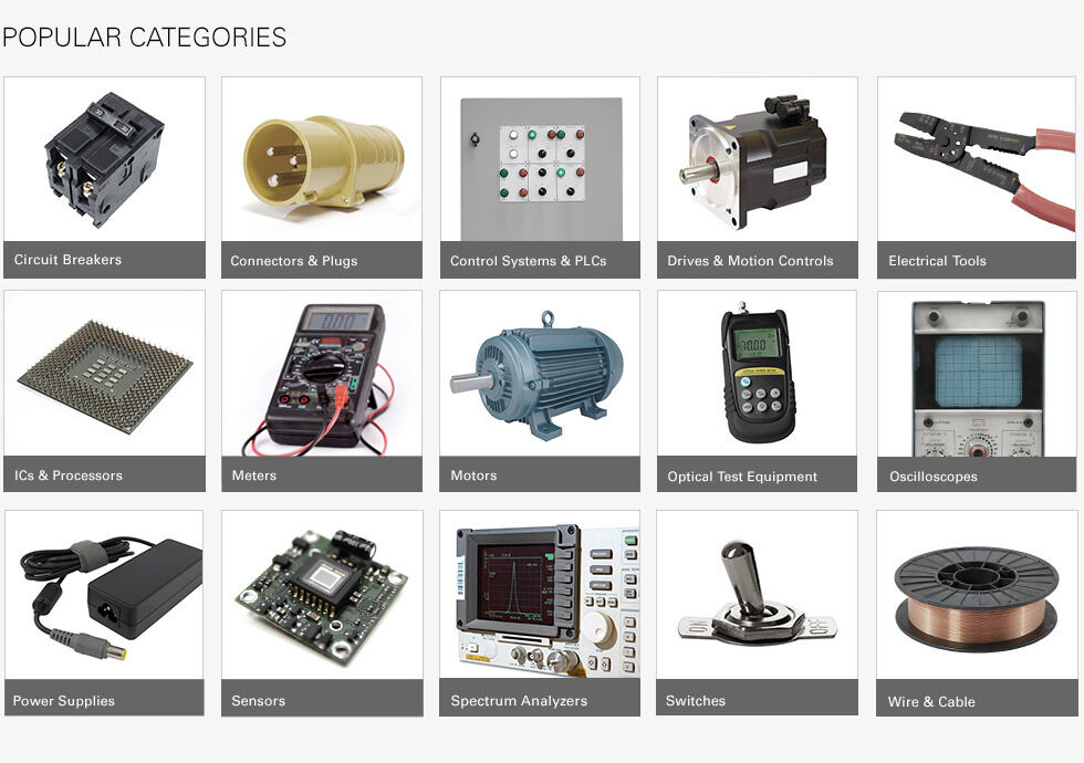 Electrical Test Equipment : Electrical test equipment control systems meters ebay