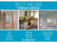 Billy Hillier Property Services