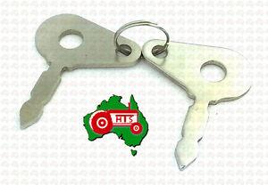 Tractor Massey Ferguson Ignition Keys 35 35X FE35 65 765 135 148 165 168 175 178