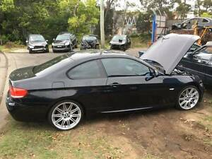 BMW 3-Series Coupe E92 2008 M SPORT NOW WRECKING ENTIRE CAR Northmead Parramatta Area Preview