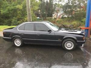 BMW 5-Series Sedan E34 AUTOMATIC 1995 NOW WRECKING ENTIRE CAR!! Northmead Parramatta Area Preview