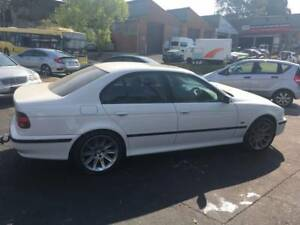 BMW 5-Series Sedan E39 540i AUTOMATIC NOW WRECKING ENTIRE CAR Northmead Parramatta Area Preview