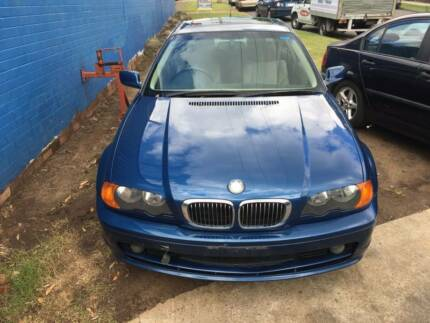 BMW 3-Series Coupe e46 AUTOMATIC 1998 to 2007 WRECKING Northmead Parramatta Area Preview