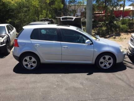 Volkswagen Golf 2004 MANUAL NOW WRECKING ENTIRE CAR!! Northmead Parramatta Area Preview