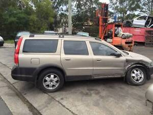 Volvo XC70 WAGON 2003 AUTOMATIC NOW WRECKING ENTIRE CAR! Northmead Parramatta Area Preview