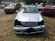 Mercedes C-Series Sedan C180 2007 AUTOMATIC NOW WRECKING Northmead Parramatta Area Preview
