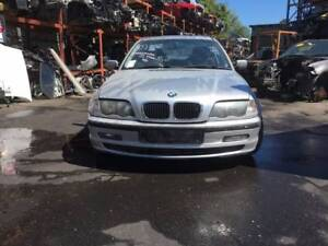 BMW 3-Series E46 Sedan 2000 AUTOMATIC NOW WRECKING Northmead Parramatta Area Preview