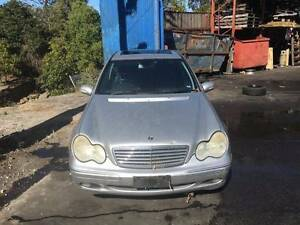 Mercedes Benz C-Series C240 2000 AUTOMATIC NOW WRECKING CAR Northmead Parramatta Area Preview