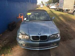 BMW 3-Series E46 330ci Convertible  AUTOMATIC NOW WRECKING CAR Northmead Parramatta Area Preview