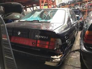BMW 5-Series Sedan 1988 to 1996 520i NOW WRECKING ENTIRE CAR Northmead Parramatta Area Preview